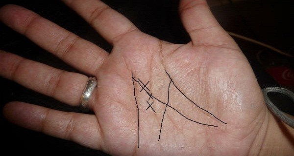 m-letter-on-palm