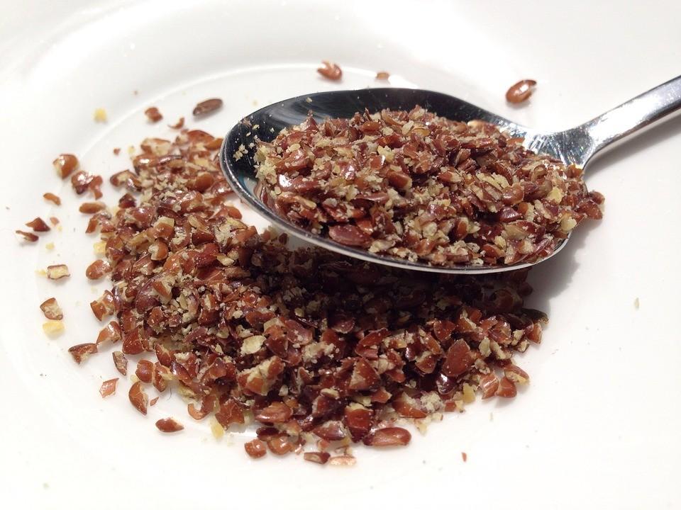 Ingredience lněné semínko