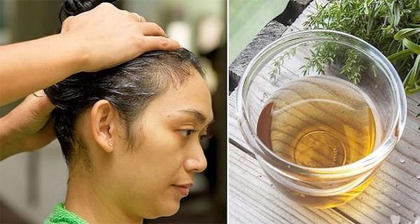 Domácí šampon z kopřiv