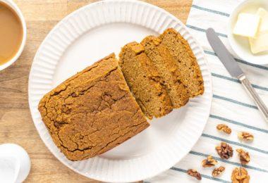 bezlepkovy dynovy chleb