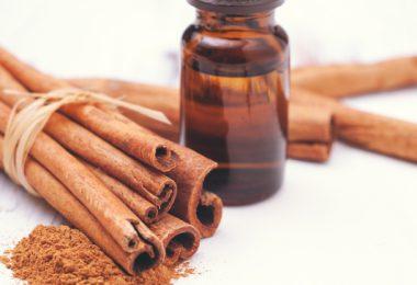 Skořicový olej